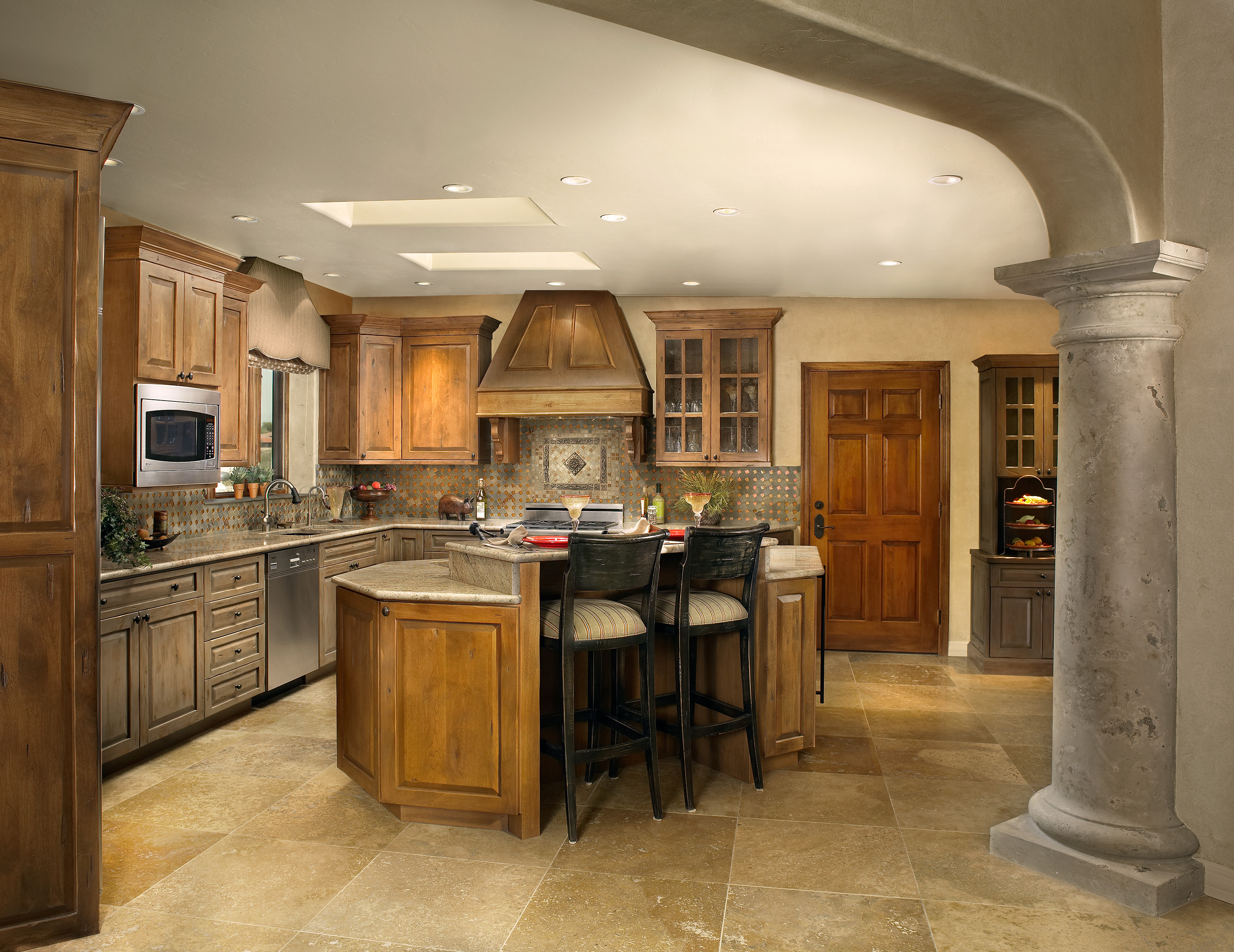 Tucson kitchen remodeling ideas projects eren design for Kitchen design tucson